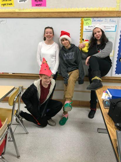 period 9 elf day