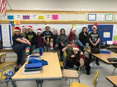 period 9 hat day