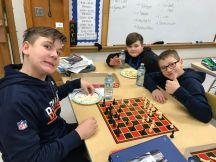 Period 1 chess